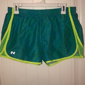 Women's Under Armour Workout Shorts